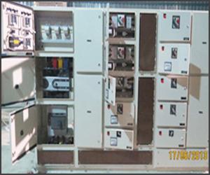 Electrical Control Panels Lt Power Capacitors